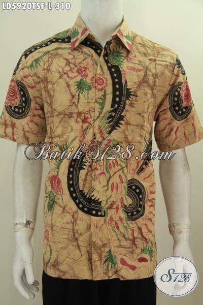 Kemeja Pria Busana Pria Kantoran Lengan Panjang Bahan Katun Strecht 12 Baju Hem Batik Modern Untuk Pria Kantoran Busana Batik