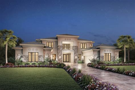royal homes royal palm polo signature collection the villa milano