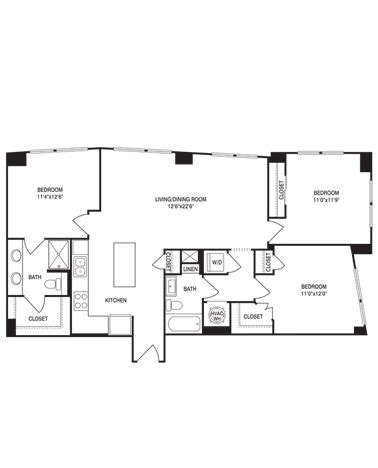 post carlyle square floor plans luxury apartments in alexandria va near dc maa