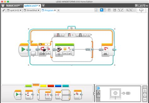 tutorial for programming the lego mindstorms nxt lego mindstorms little bytes of pi