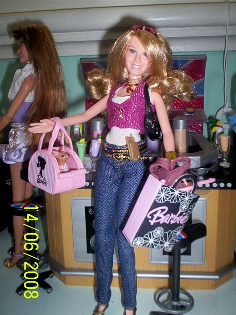 Hilary Duff In A New Doll by Fashion Doll Friday Duff Shopping 2006