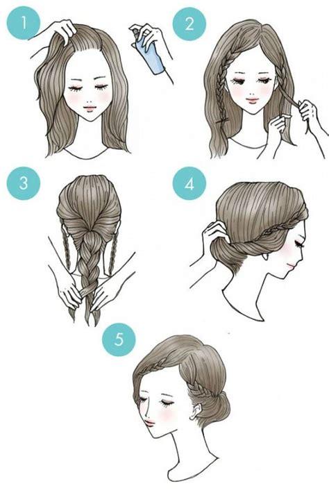 easy  cute hairstyles