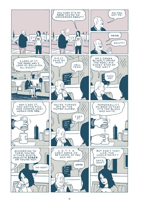killing and dying adrian tomine on obsessive organization muted colors