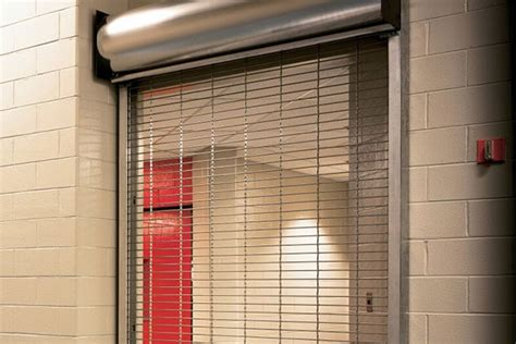 Overhead Coiling Doors Commercial Garage Doors Cicero Lombard Il House Of Doors Inc