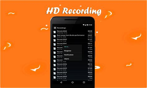 best hd recorder free best voive recorder hd apk for android getjar