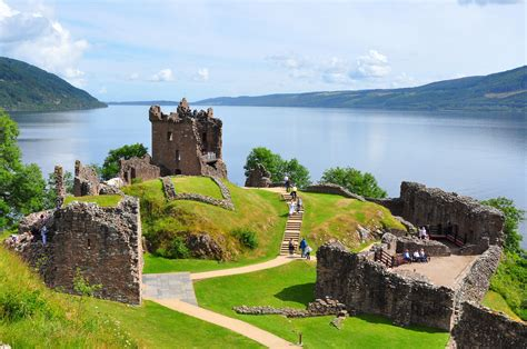 Claimed By The Highlander U811 14 picturesque castles in scotland you need to see that