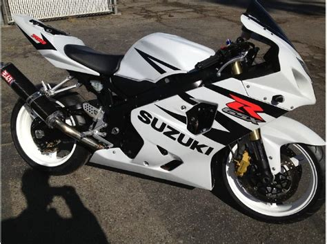2004 Suzuki Gsxr 750 For Sale 2004 Suzuki Gsxr750 750 For Sale On 2040 Motos