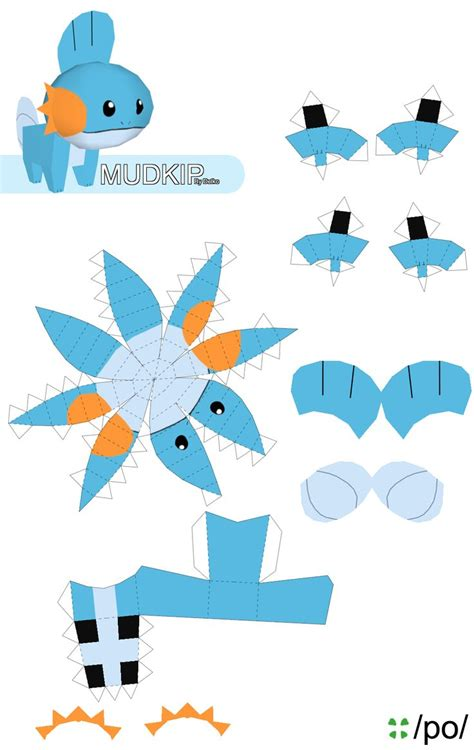 Papercraft Pattern - 240 best juguetes de papel images on