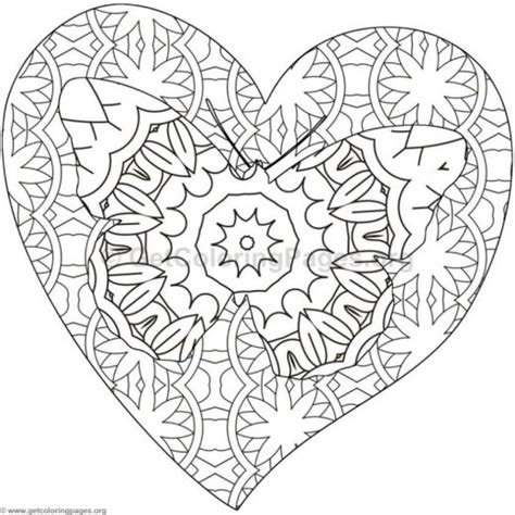 coloring pages of hearts and butterflies hearts and butterflies pages coloring pages