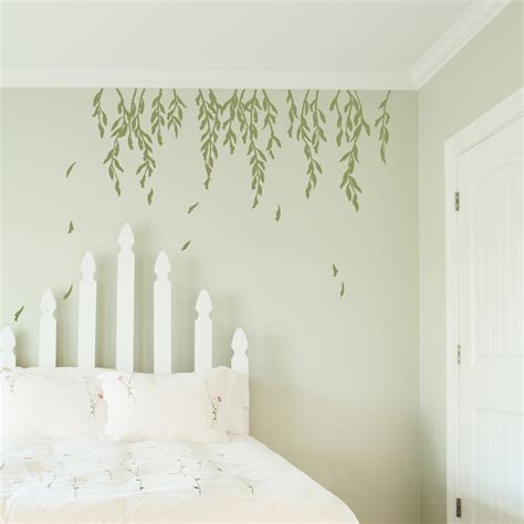 branches wall stickers willow branches wall decal