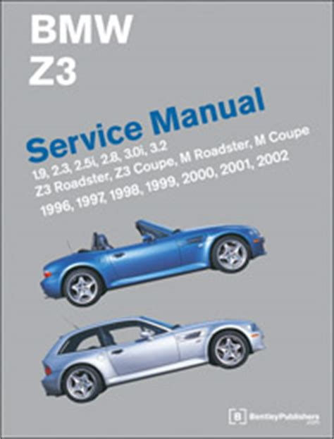 transmission control 1998 bmw z3 free book repair manuals 1996 2002 bmw z3 roadster bentley factory service repair manual