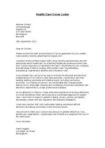 Healthcare Cover Letter Template by Cover Letter Healthcare Cover Letter Templates