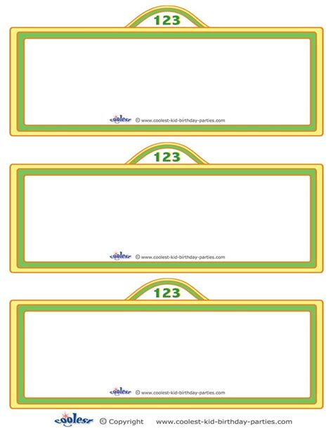 templates for signs free free sesame templates printable sesame