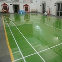 Badminton Court Flooring   Badminton Court Flooring Services