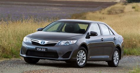 toyota camry aurion available with zero per cent finance