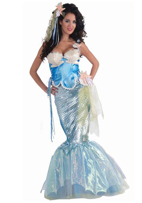 mermaid costume seashell mermaid costume