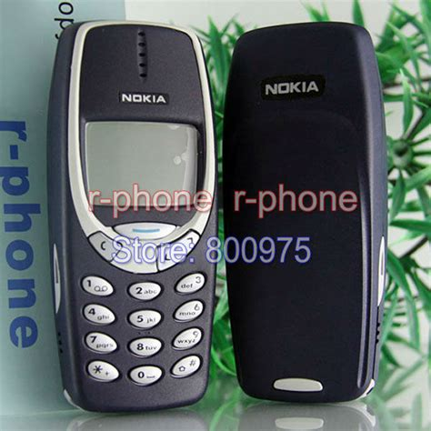 nokia 3310 cell phone refurbished nokia 3310 mobile cell phone original gsm 900