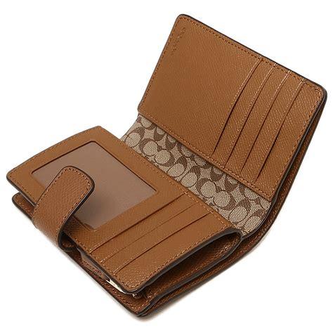 Coach F54010 Crossgrain Leather Medium Corner Zip Plat Diskon spreesuki coach medium corner zip wallet in crossgrain leather gold saddle brown f54010