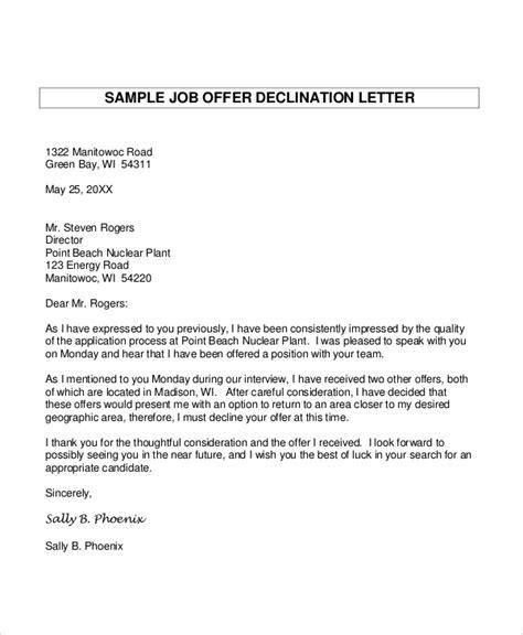offer decline letter hudsonhsme