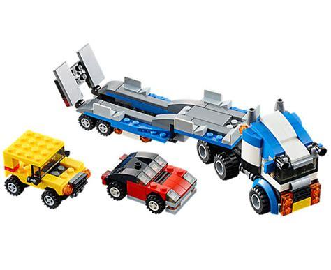 Lego Creator 31033 Vehicle Transporter vehicle transporter 31033 creator 3 in 1 lego shop