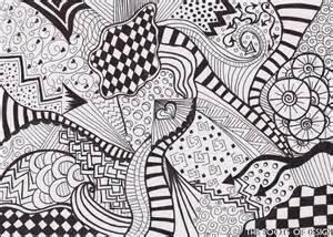 zentangle design the roots of design zentangle love