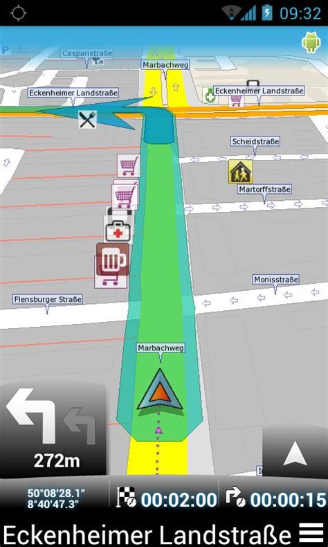 navigation app for android free mapfactor gps navigation maps android apps on play