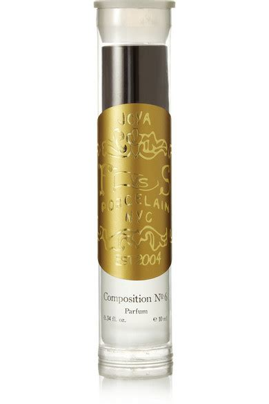 Parfum Roll On 212 joya composition no 6 roll on parfum fujian cypress juniper berries tangy yuzu 10ml