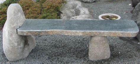 Banc En Granit by Bonsai De Shop Jardins Japonais Bancs Et Tabourets