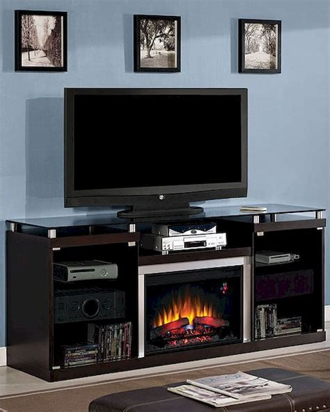 Tv Fireplace Console by Classic 72 Quot Fireplace Tv Console Albright Ts