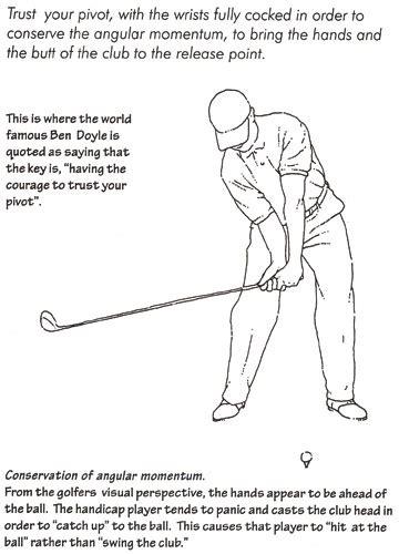 tgm golf swing jim jones buzz sergio garcia swing sequence