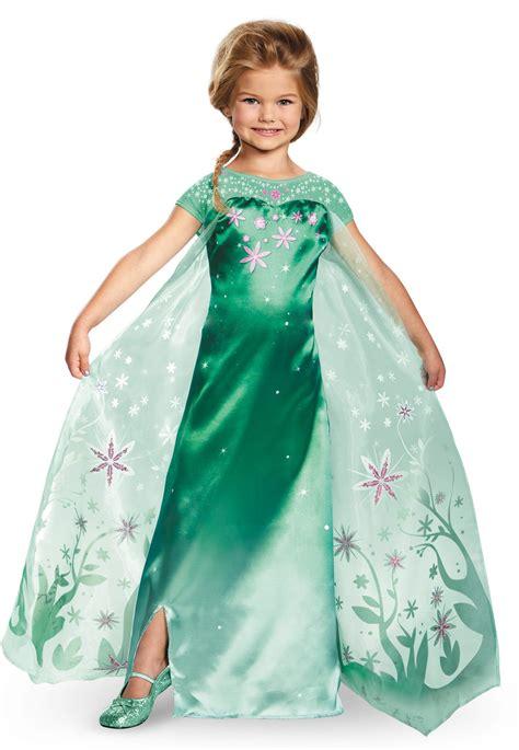 costumes for buy elsa frozen fever deluxe costume for