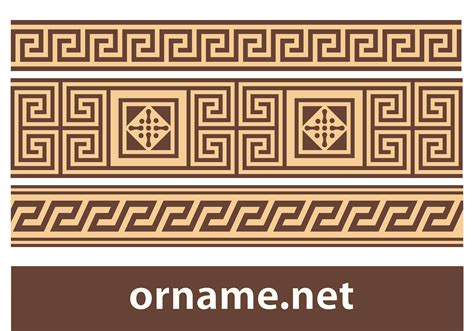 greek pattern svg free greek vector ornament free vector art from vecteezy