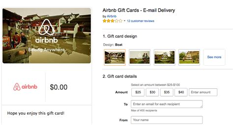 Airbnb Gift Card Discount - another opportuity to purchase airbnb gift cards at a discount deals we like