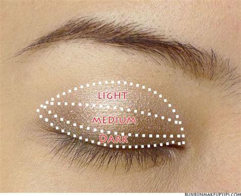 Eyeshadow A Seri C eyeshadow tutorials for asian series part 2
