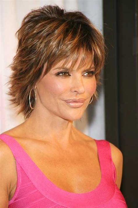 how to cut lisa rinna hairstyle 25 new short haircuts for older women short hairstyles
