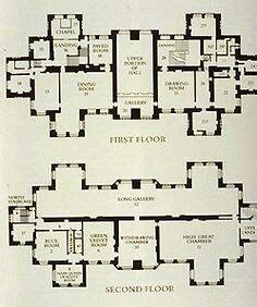 malfoy manor floor plan blenheim palace georgian regency era england pinterest