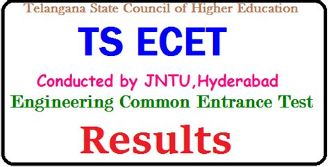 Jntuh Mba Results Manabadi by Ts Ecet 2017 Results Rank Card Ecet Tsche Ac In Ssc