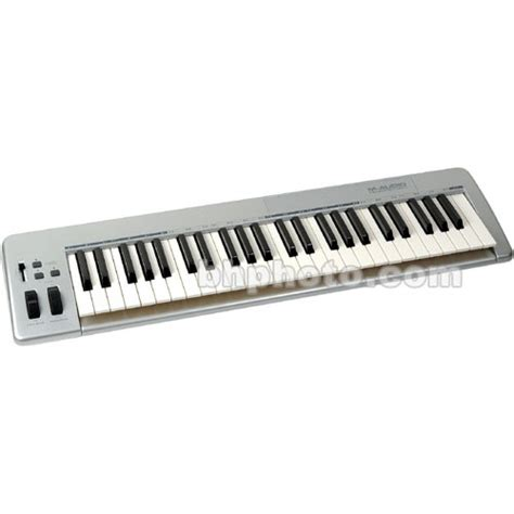 M Audio Keystation by M Audio Keystation 49e 49 Key Usb Midi Controller