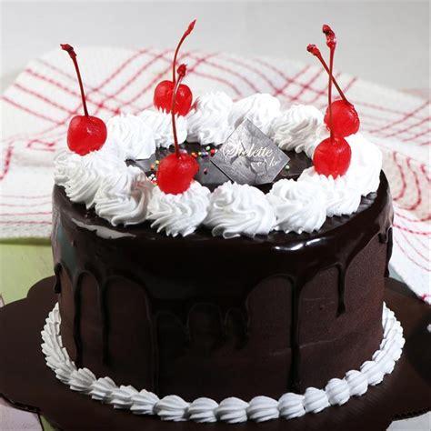 jual chocolate fudge ukuran  cm birthday cake kue