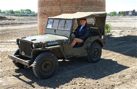 jeep factory 70 years later jeep returns for spin at factory home