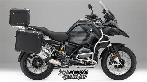 Bmw Motorrad Parts Australia by Edition Black Bmw Accessories Coming For R 1200 Gs