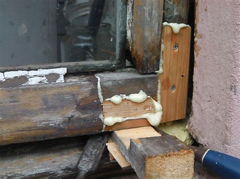 wood frame repair guide for how to splice new timber in window repairs