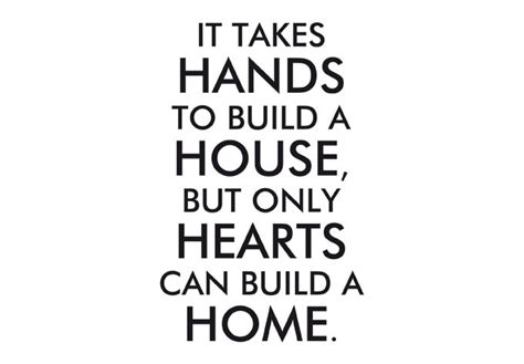 making house home quotes