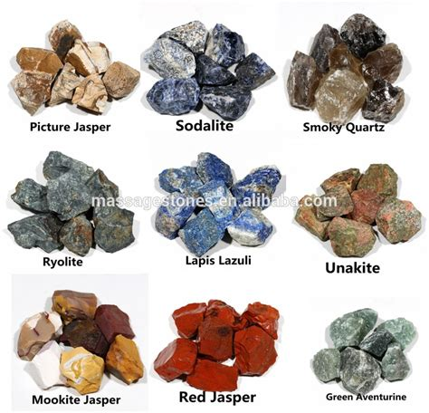 wholesale semi precious stones gemstones rough raw