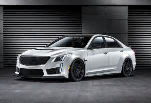Performance Cadillac Hennessey Performance Previews 1000hp Cadillac Cts V