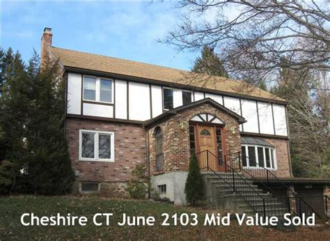 cheshire ct real estate sales report for june 2013