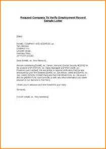 How Write Verification Letter Employment 11 employment verification letter sample nypd resume