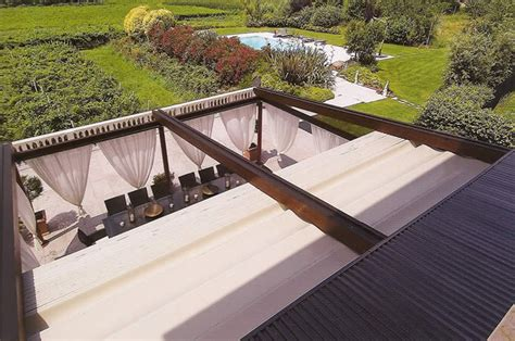 retractable roof pergola by almax stylings almax