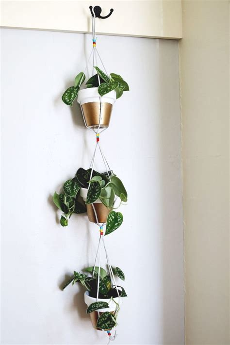how to make hanging planters cheap diy planter ideas and tutorials child at heart blog