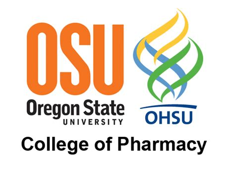 College Of Pharmacy Oregon State Image Gallery Ohsu Logo